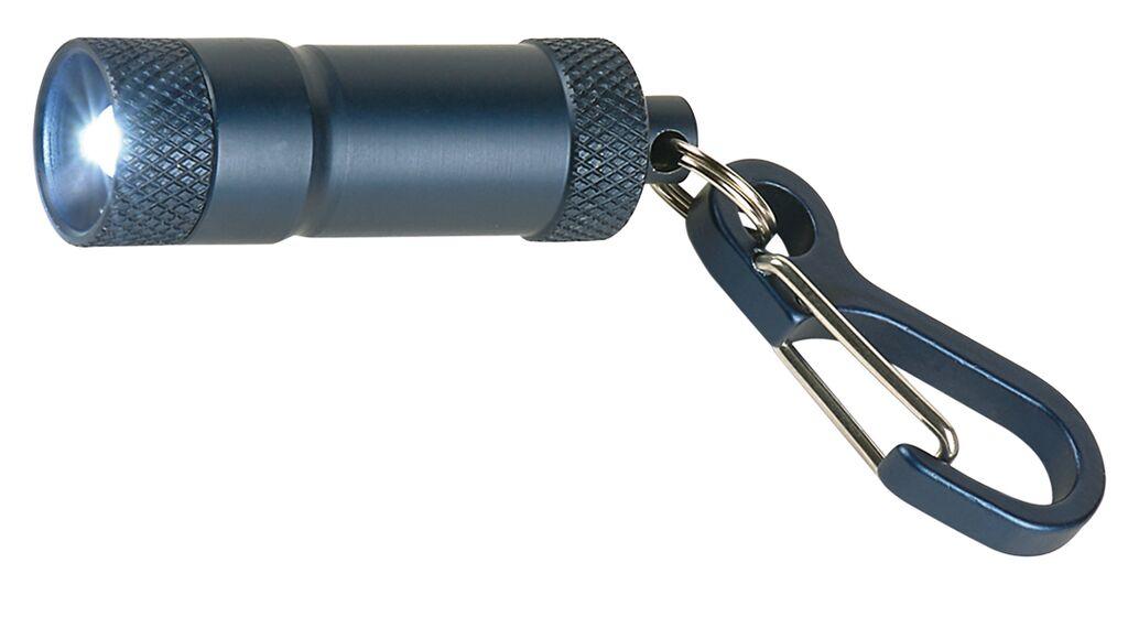 Fernweh Mini Taschenlampe blau