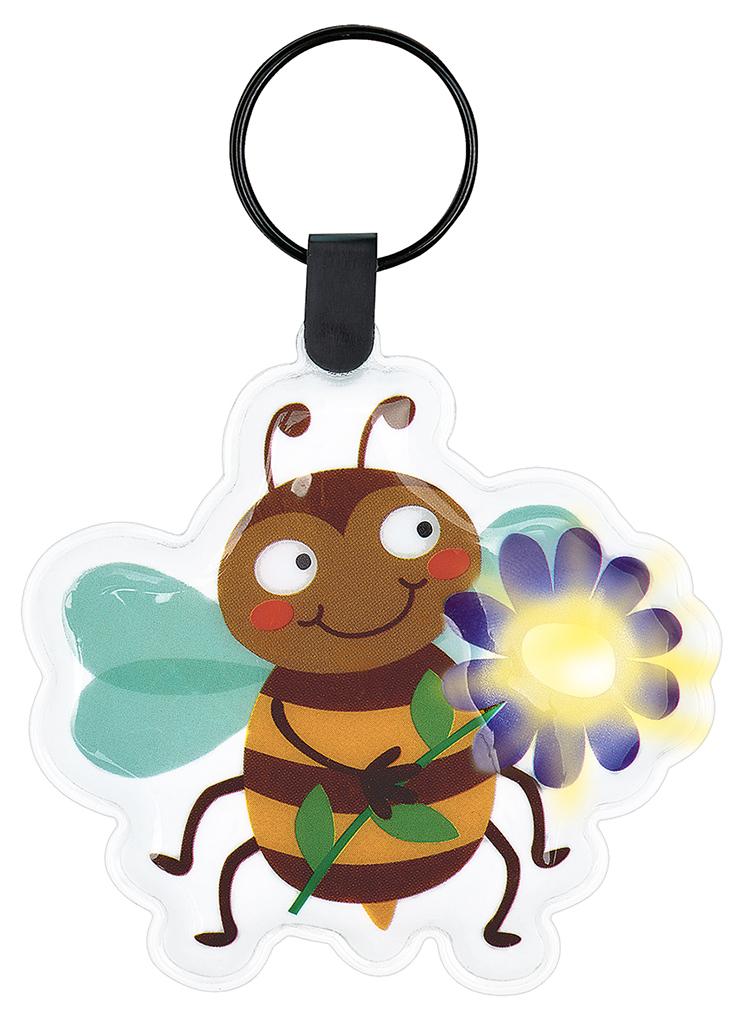 Krabbelkäfer Mini-Taschenlämpchen  Biene