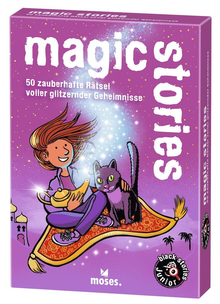 magic stories - black stories Junior