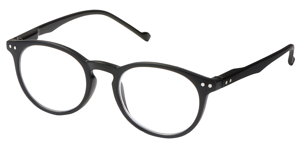 Lesehilfe Style +1.5 schwarz