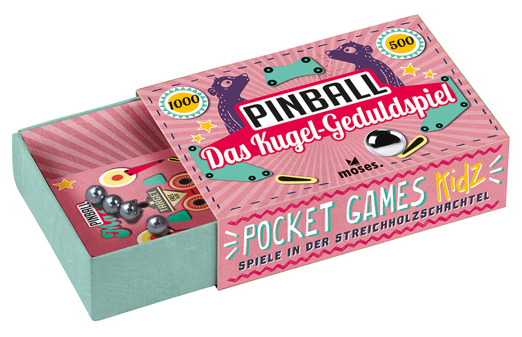 Pocket Games Kidz Pinnball