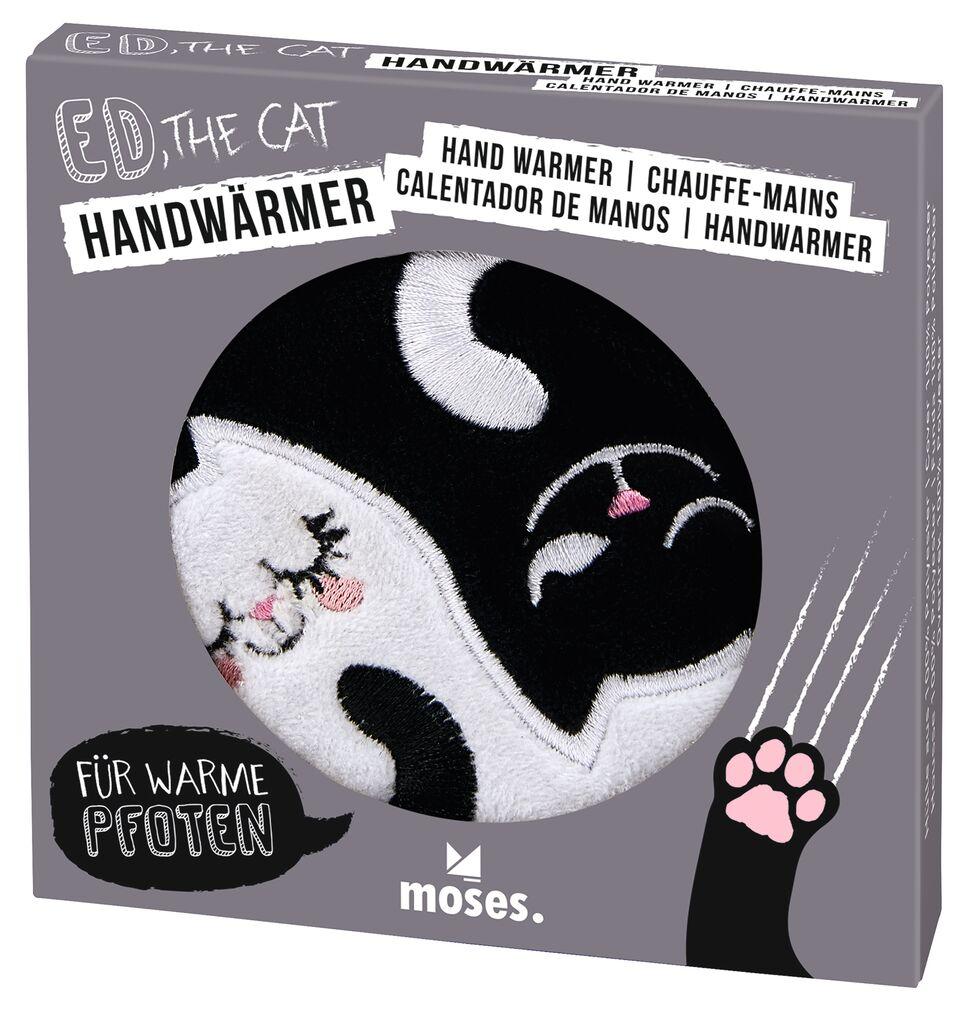 Ed, the Cat Handwärmer