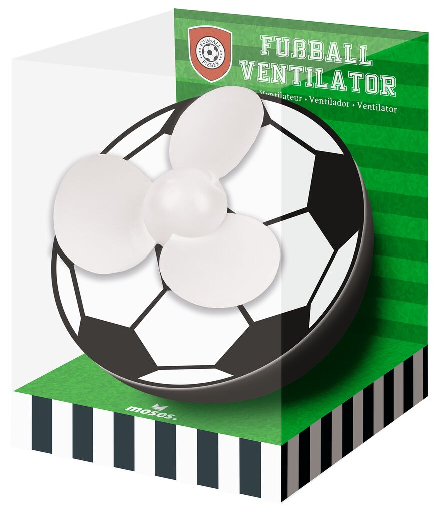 Fußball-Fieber Ventilator