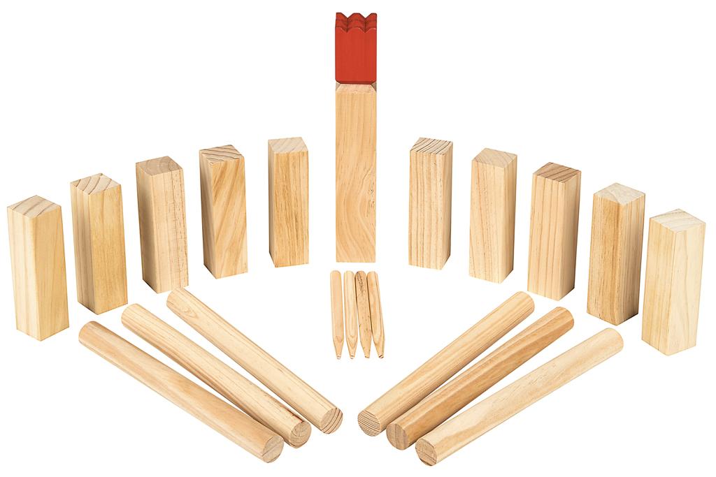 Kubbs - Wikingerspiel