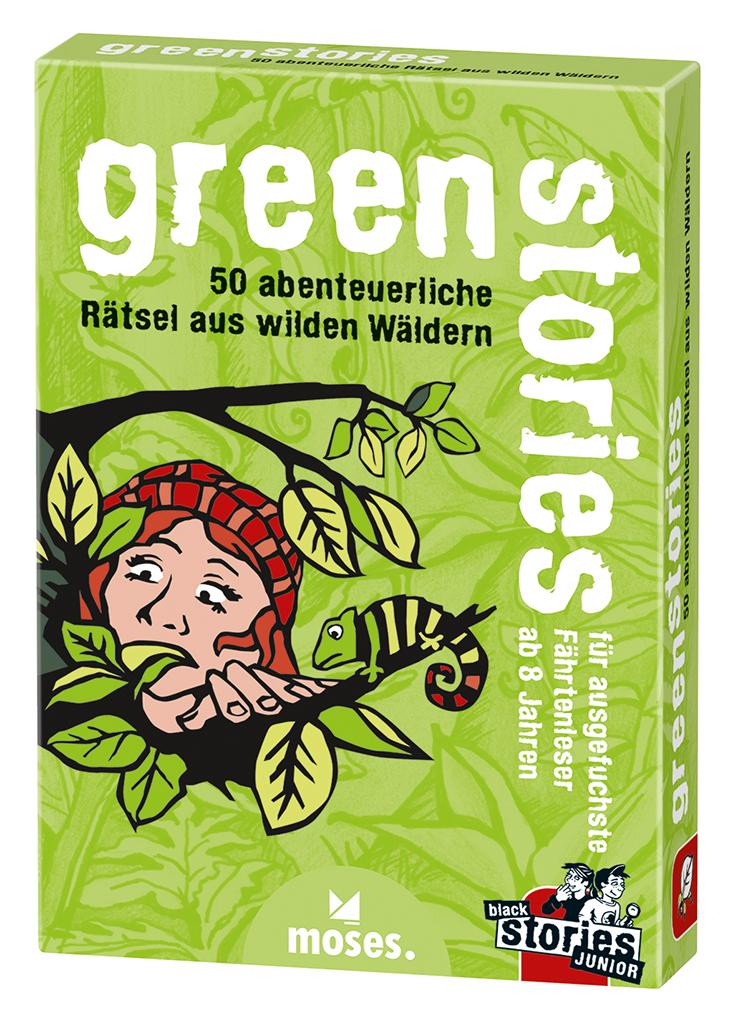 green stories - black stories Junior