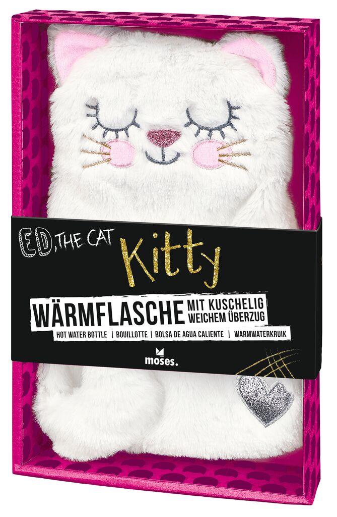 Ed, the Cat  Wärmflasche Kitty