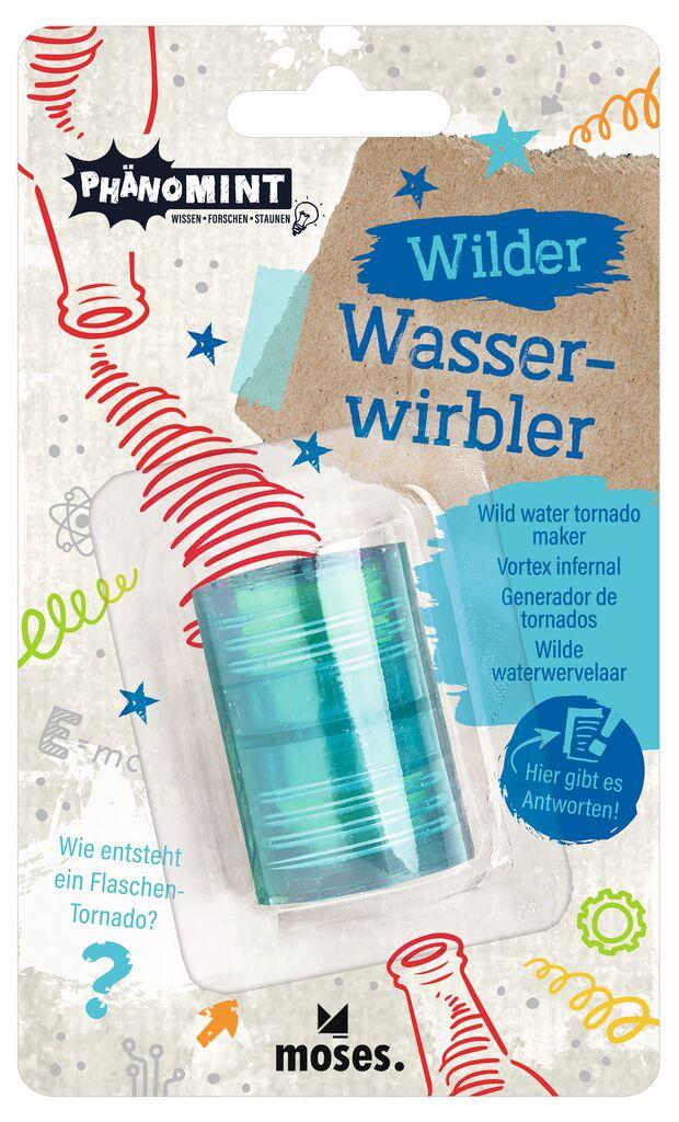 PhänoMINT Wilder Wasserwirbler (versch. Farben)