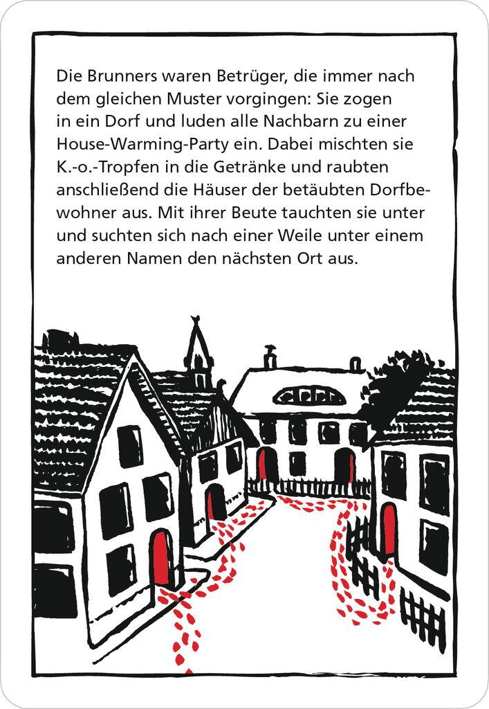 black stories - Nele Neuhaus Edition