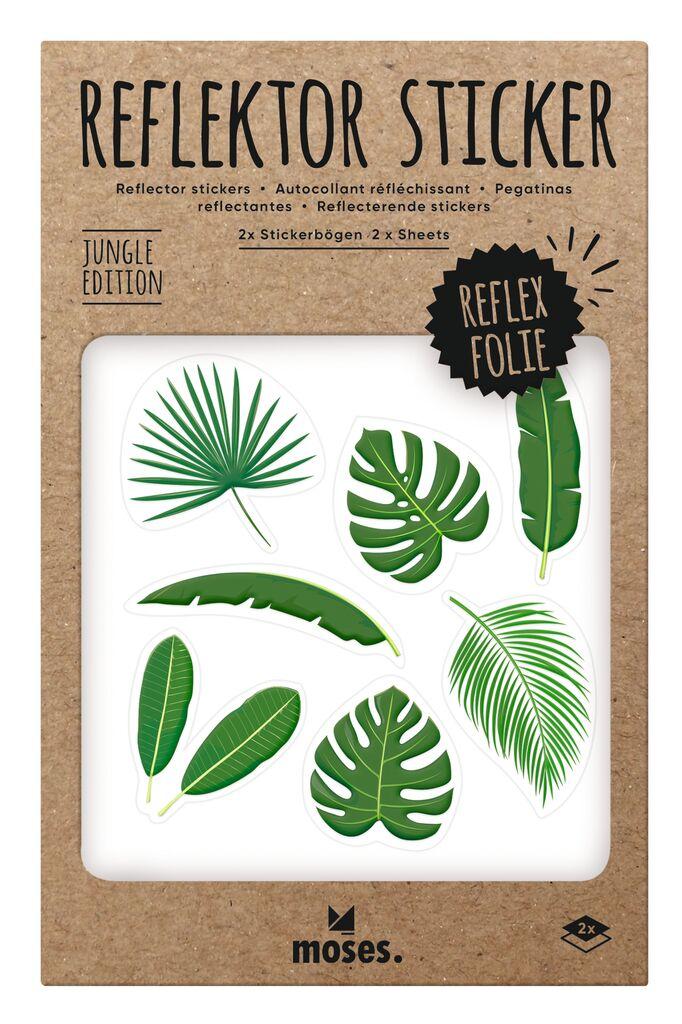 Reflektor-Sticker Jungle