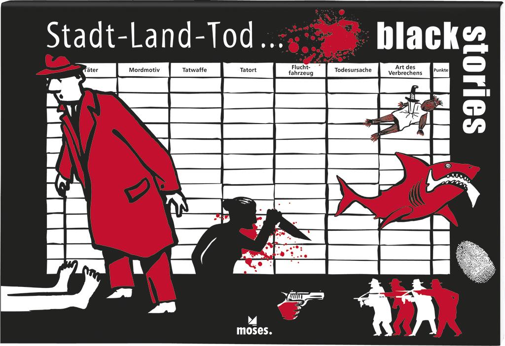 black stories - Stadt-Land-Tod