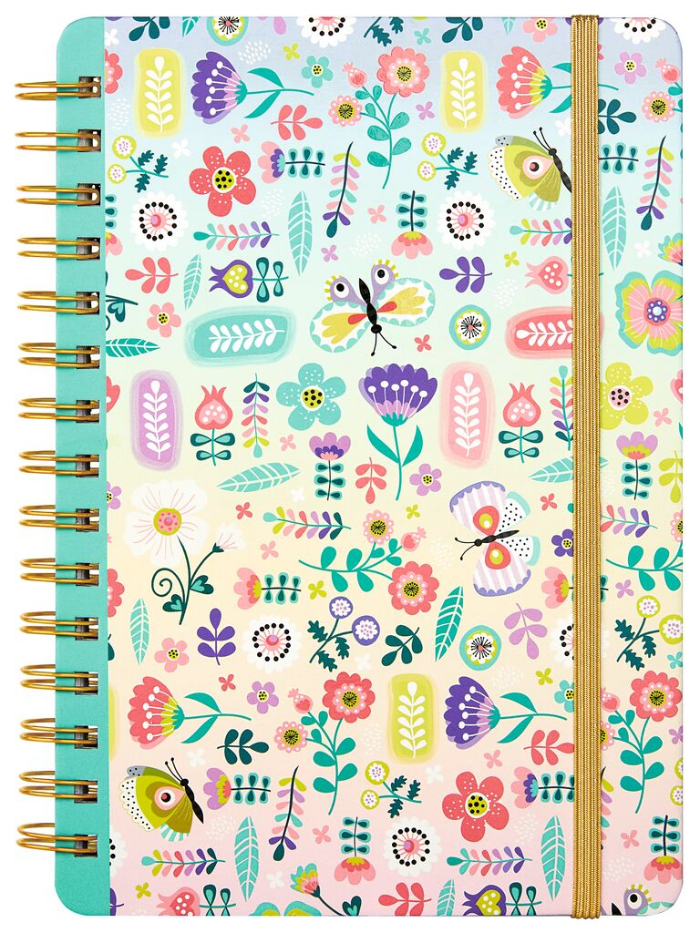 Flowers & Friends Eintragbuch Flowers
