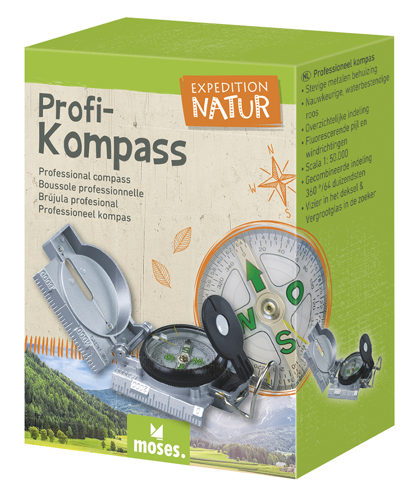 Expedition Natur Profi-Kompass
