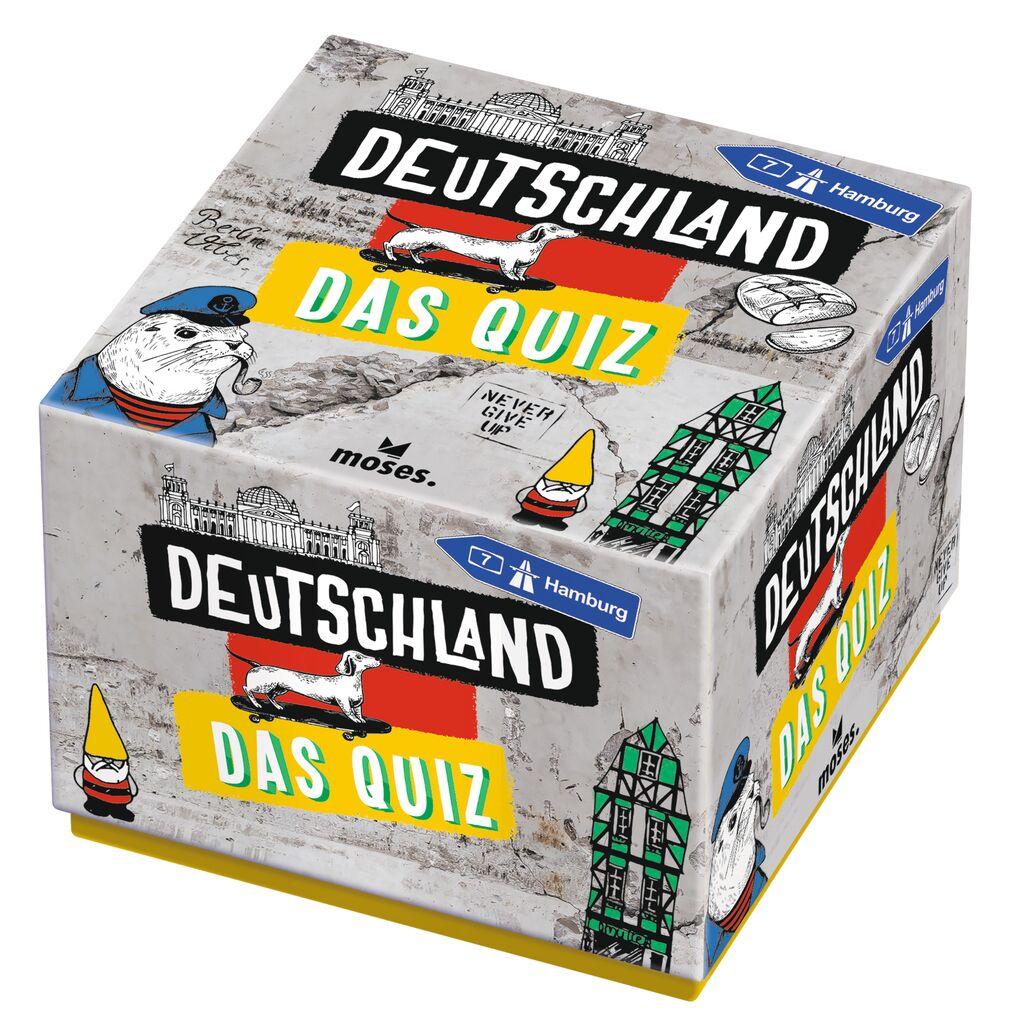 Deutschland - Das Quiz