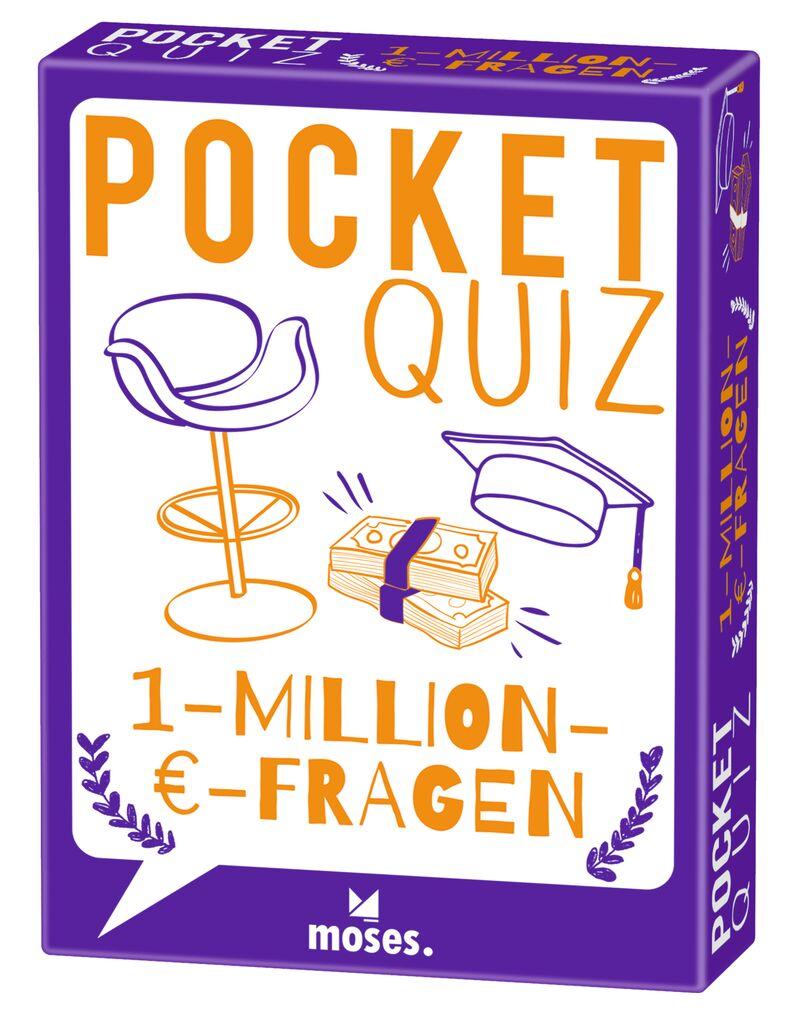 Pocket Quiz - 1-Million-€-Fragen
