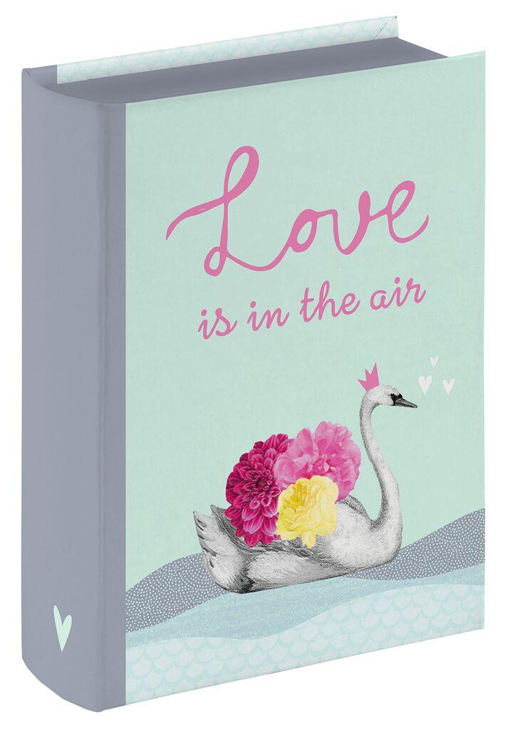 Mini-Buchbox love is in the air