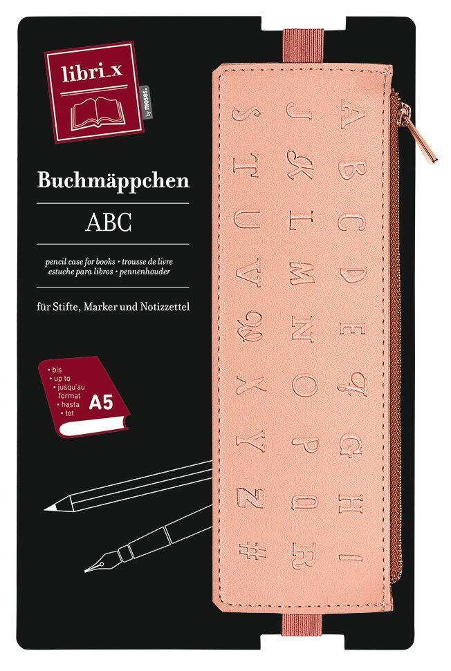 Buchmäppchen ABC