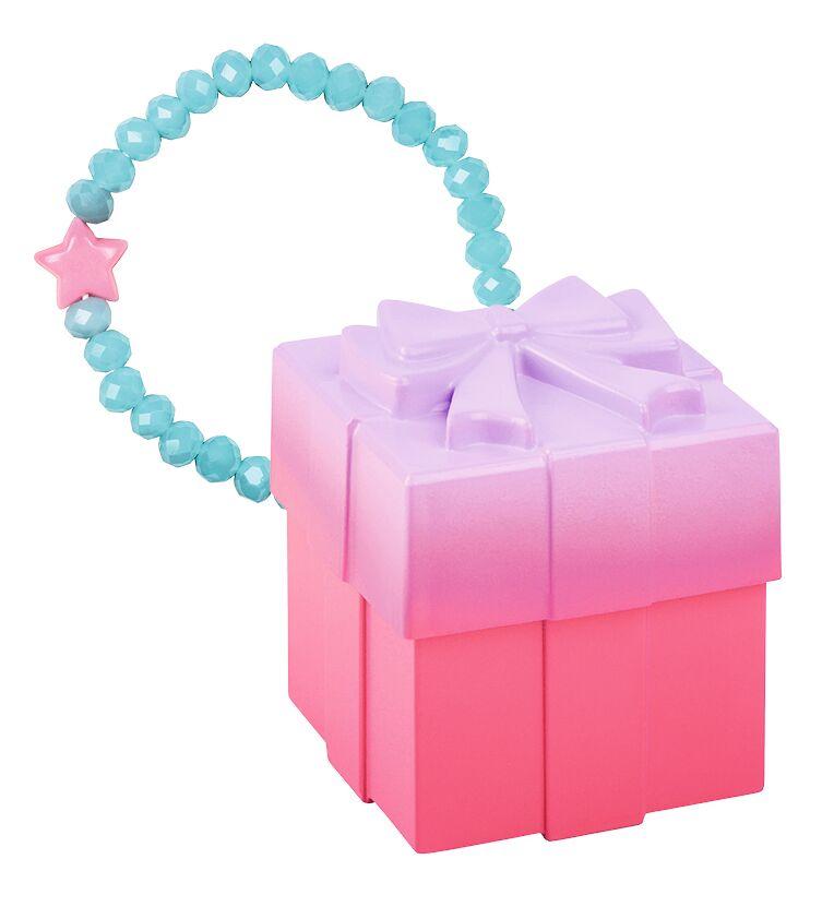Kleine Überraschung - Glitzerarmband aus der Zauberschachtel (versch. Farben)