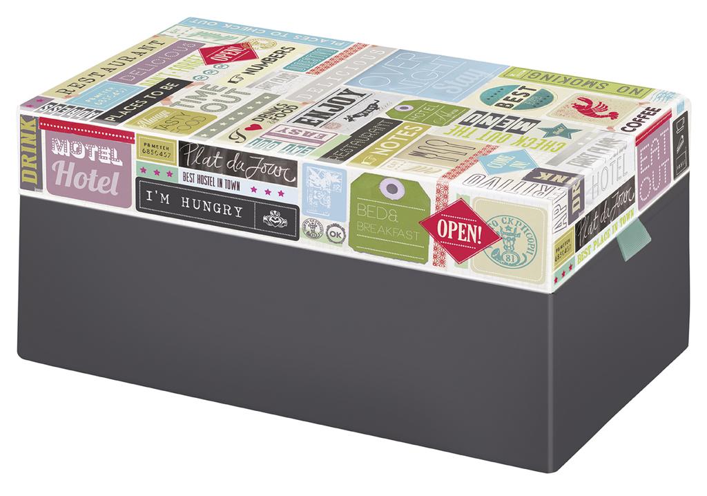 Fernweh Visitenkartenbox