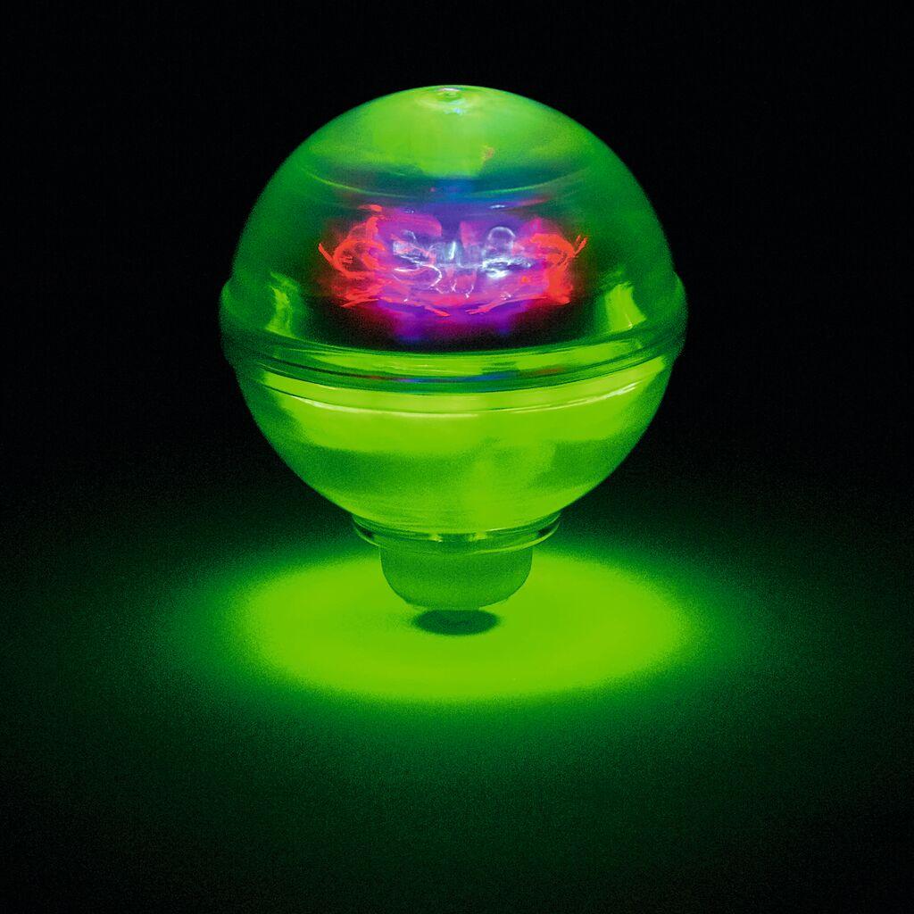 Fußball-Fieber Leuchtender Kreisel (versch. Farben)