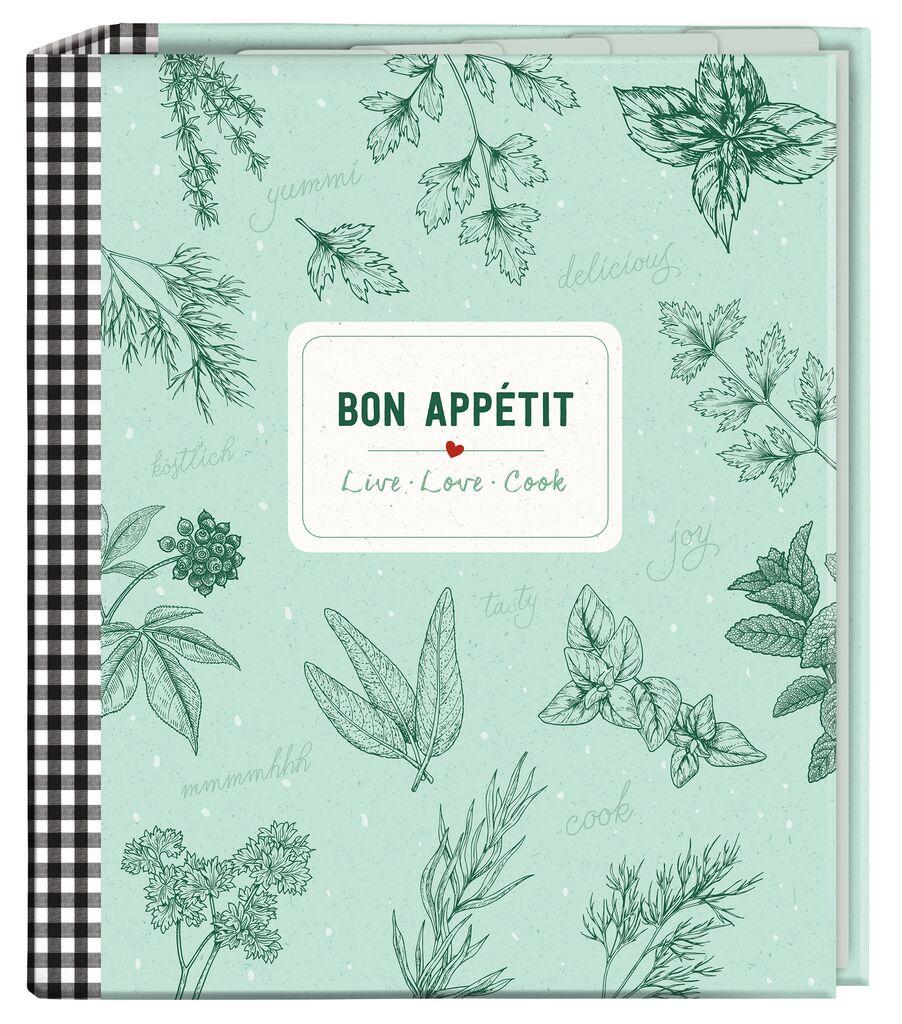 cook & STYLE Rezeptordner Bon Appétit