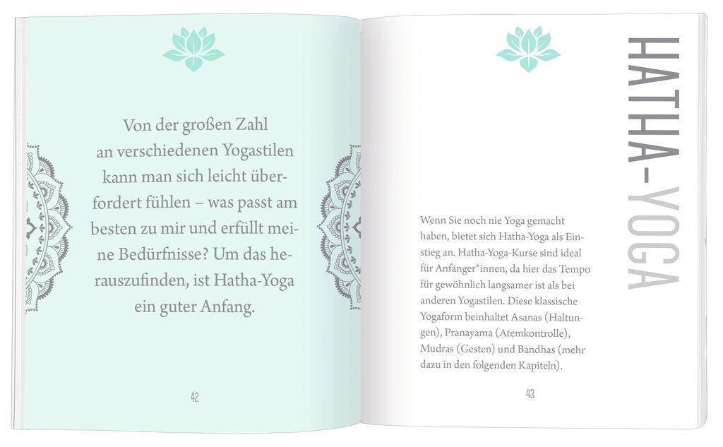 Omm for you Yoga - Der kleine Guide