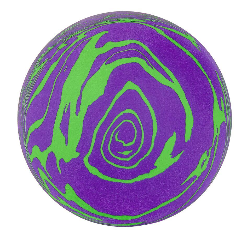 Planeten Sprungball violett
