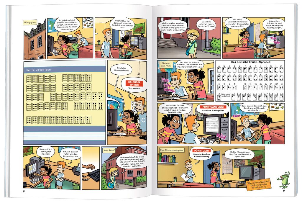 GEOlino Wadenbeißer - Krimi-Comics (Band 8)