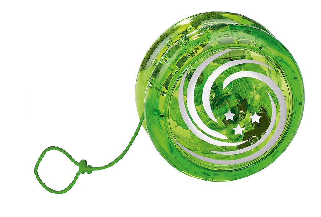 Leuchtjojo grün