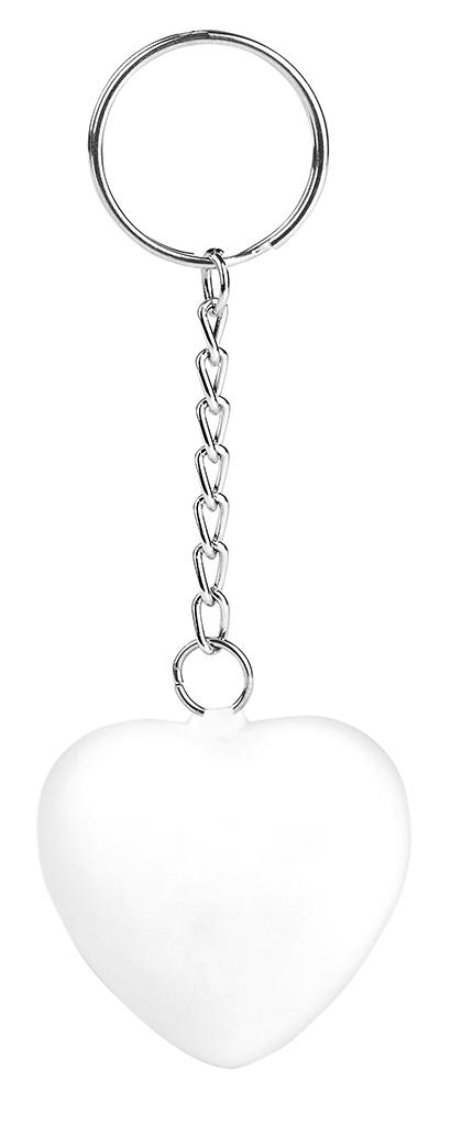 Schlüsselanhänger Leuchtender Glücksbringer Herz