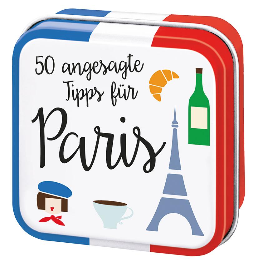 50 angesagte Tipps für Paris
