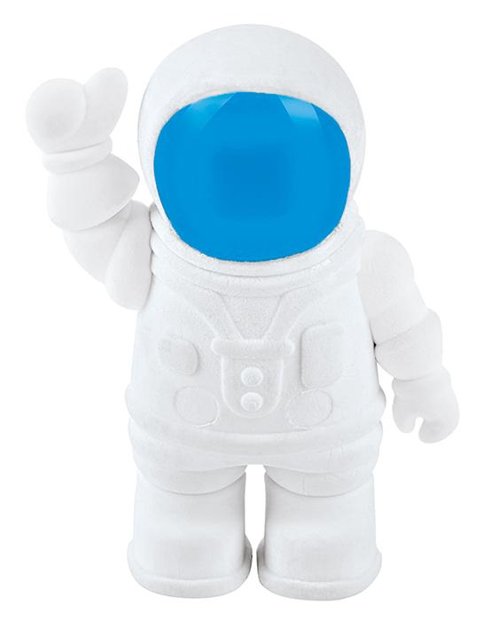Astronauten-Radierer