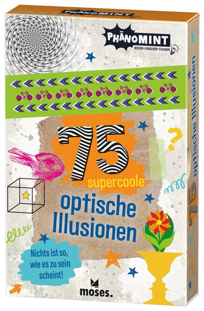 PhänoMINT - 75 supercoole optische Illusionen