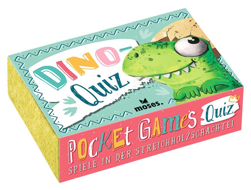 Pocket Games Quiz Dino