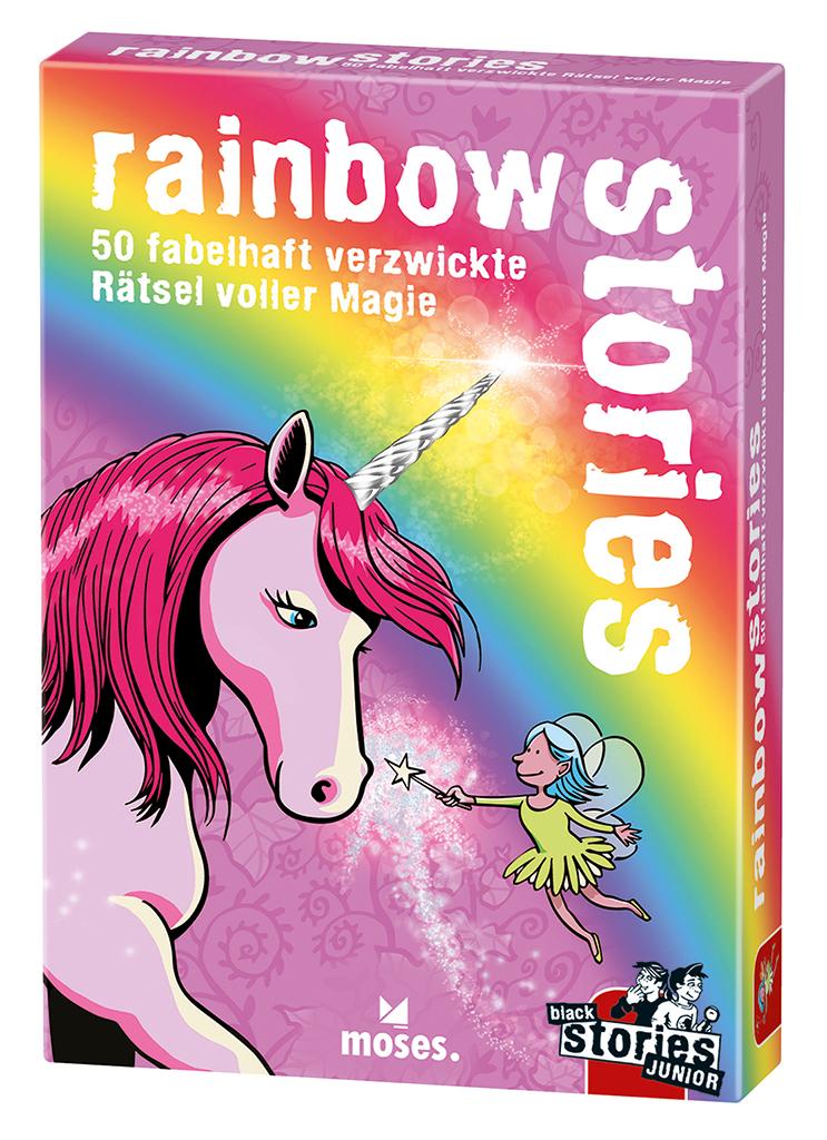 rainbow stories - black stories Junior
