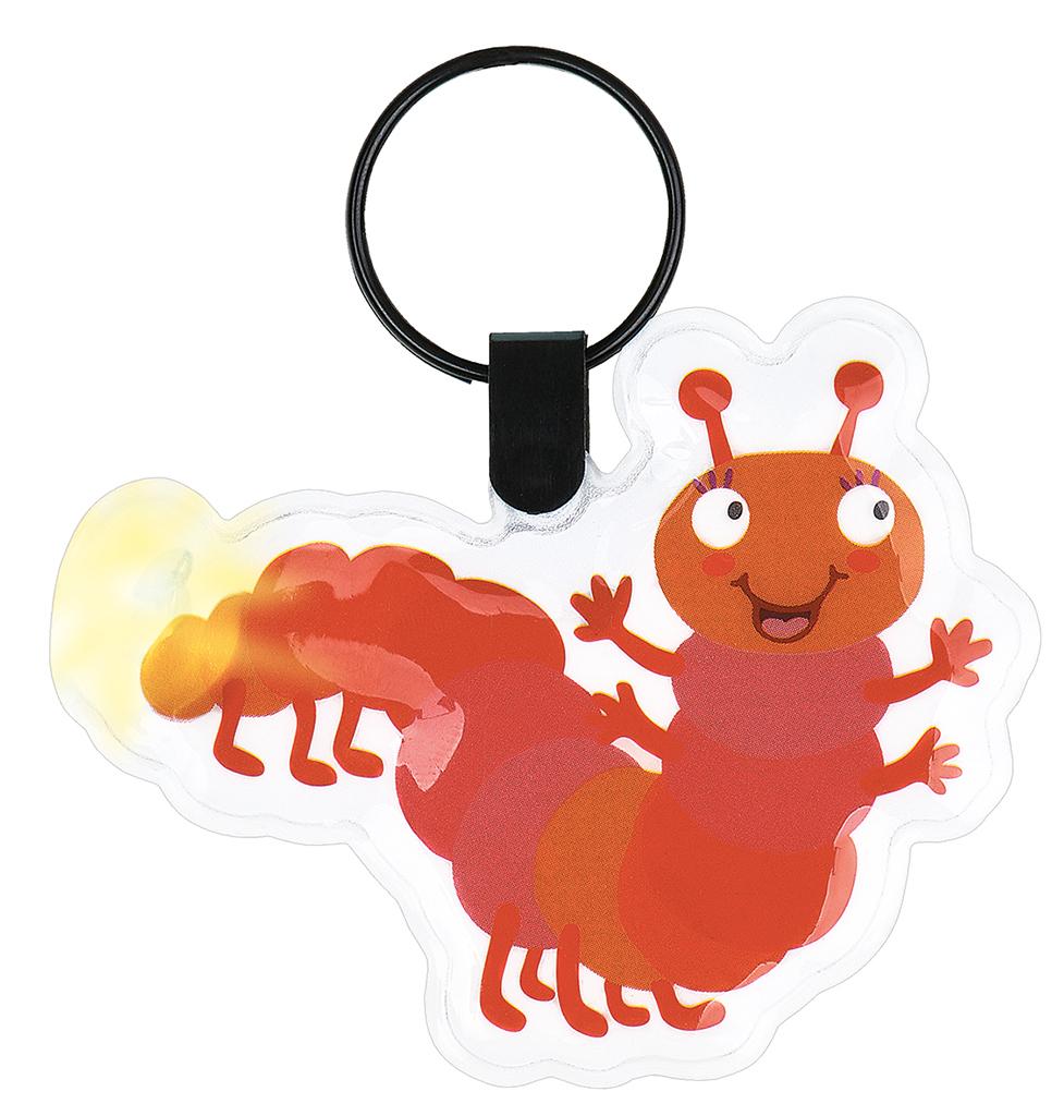 Krabbelkäfer Mini-Taschenlämpchen  Raupe