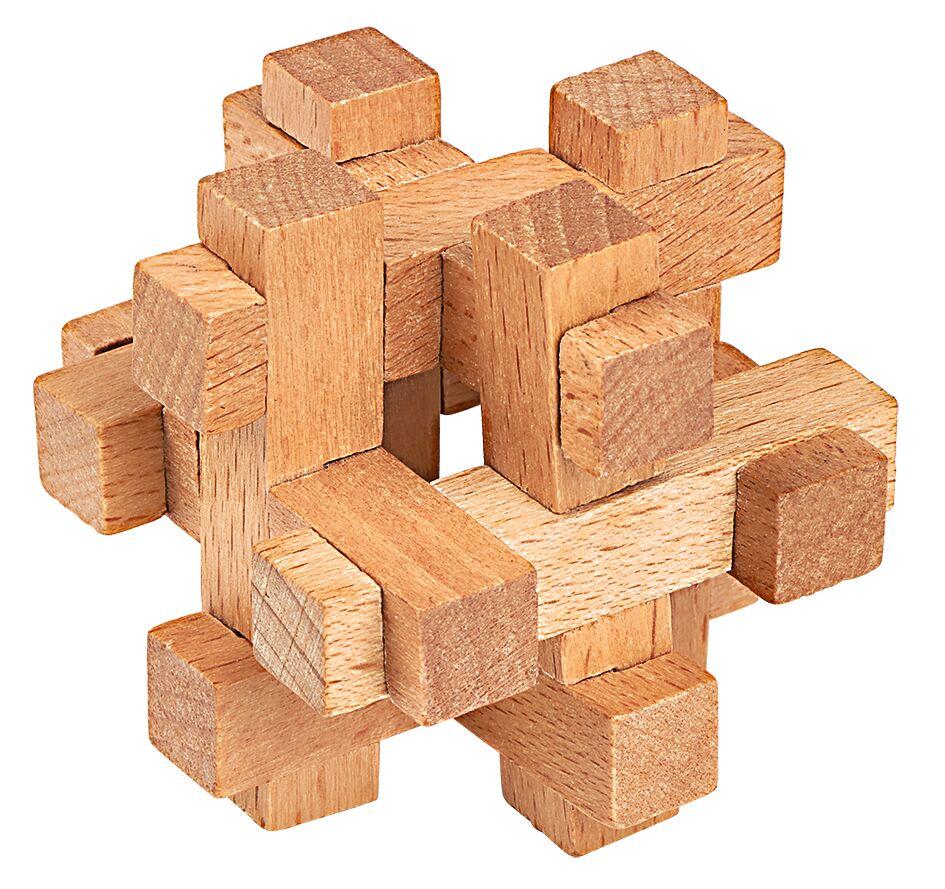 Prof Puzzle Mini IQ Rätsel Twister