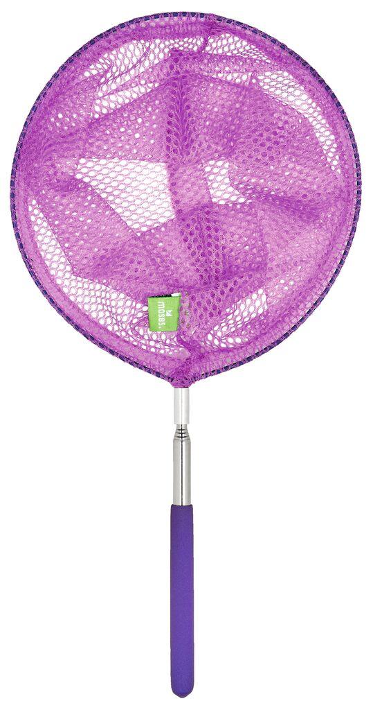 Mein Krabbelkäfer Fangnetz violett