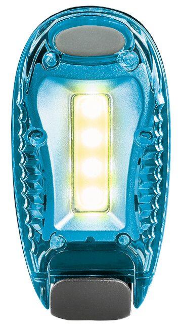 Expedition Natur LED-Clip blau
