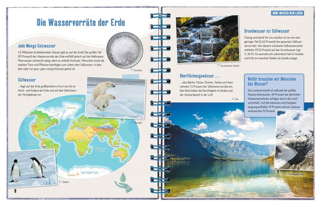 Expedition Natur: Das Wasserforscherbuch