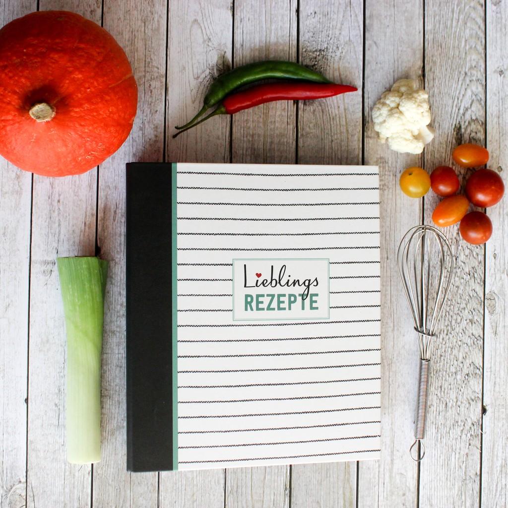 cook & STYLE Rezeptordner A5 Lieblingsrezepte