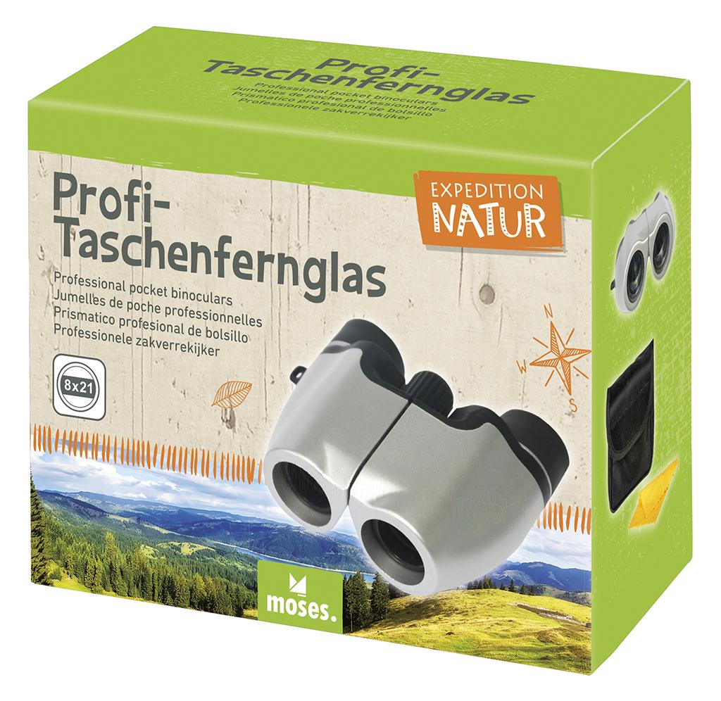 Expedition Natur Profi-Taschenfernglas
