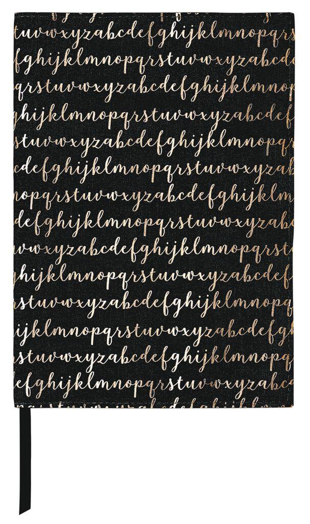 Buchumschlag Alphabet L