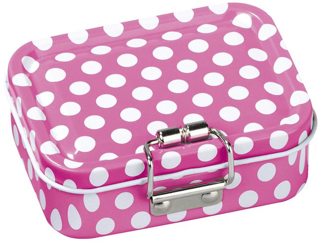 Mini Büro Box pink
