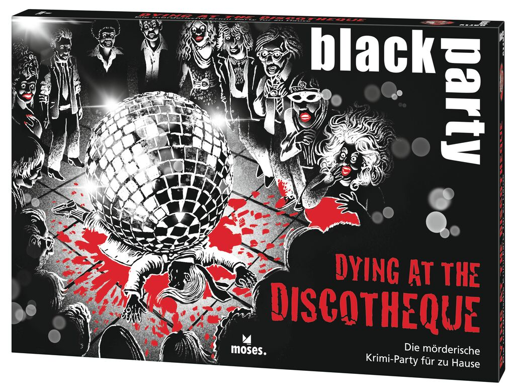 black party - Dying at the Discotheque