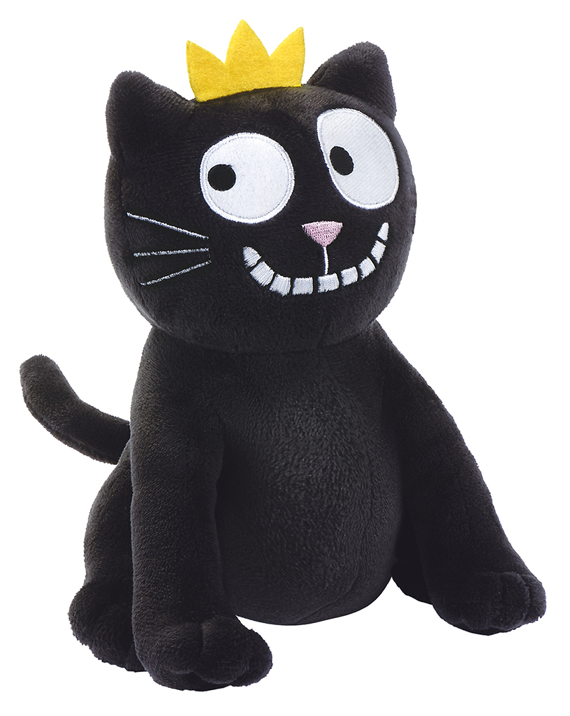 Ed, the Cat Türstopper Cat Stop