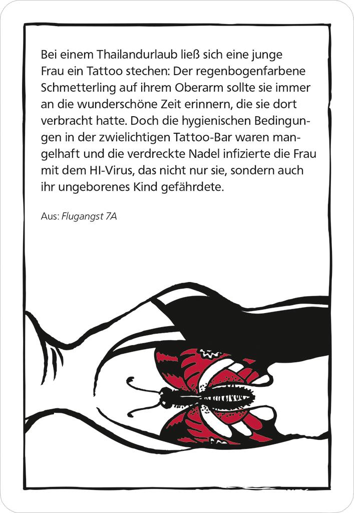 black stories - Sebastian Fitzek Edition