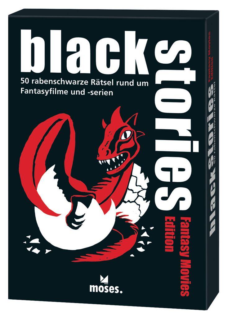black stories - Fantasy Movie Edition