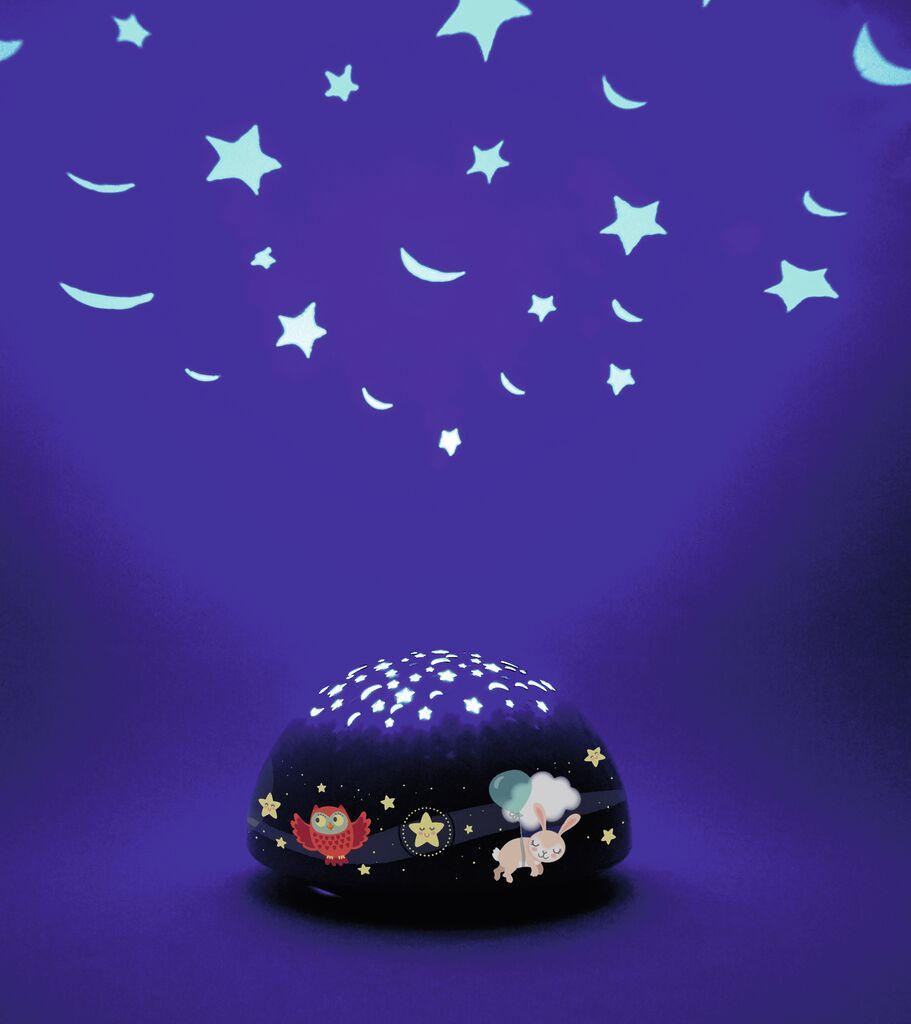 Nachtlicht Sternenhimmel