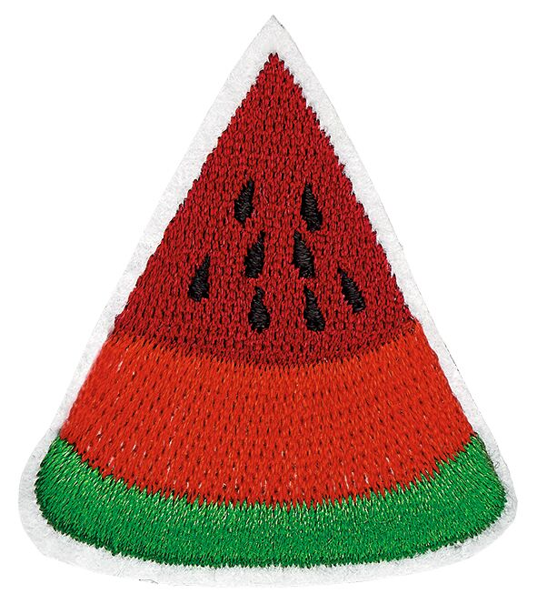 Pin Patch Melone
