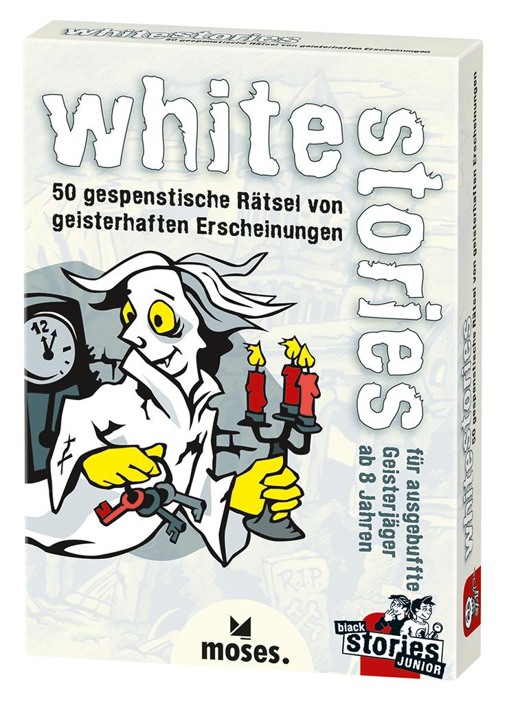 white stories - black stories Junior